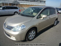 Used 2008 NISSAN TIIDA BG186322 for Sale for Sale