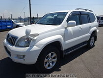 Used 2007 TOYOTA LAND CRUISER PRADO BG187173 for Sale for Sale