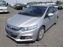 Used 2014 HONDA INSIGHT BG187728 for Sale for Sale