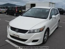 Used 2010 HONDA STREAM BG189439 for Sale for Sale