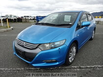 Used 2009 HONDA INSIGHT BG191290 for Sale for Sale