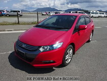 Used 2009 HONDA INSIGHT BG191301 for Sale for Sale