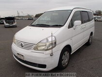 Used 2005 NISSAN SERENA BG191013 for Sale for Sale