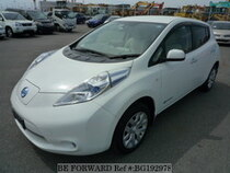Used 2013 NISSAN LEAF BG192978 for Sale for Sale