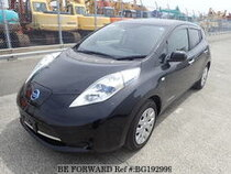 Used 2014 NISSAN LEAF BG192999 for Sale for Sale