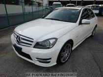 Used 2012 MERCEDES-BENZ C-CLASS BG193873 for Sale for Sale