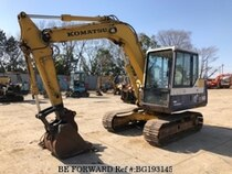 Used 1991 KOMATSU KOMATSU OTHERS BG193145 for Sale for Sale