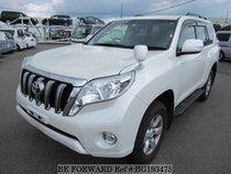 Used 2015 TOYOTA LAND CRUISER PRADO BG193475 for Sale for Sale