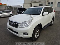 Used 2011 TOYOTA LAND CRUISER PRADO BG193356 for Sale for Sale