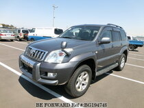 Used 2004 TOYOTA LAND CRUISER PRADO BG194749 for Sale for Sale