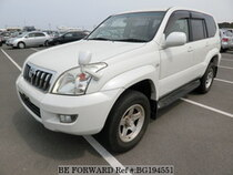 Used 2006 TOYOTA LAND CRUISER PRADO BG194551 for Sale for Sale
