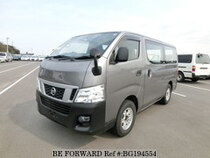 Used 2014 NISSAN CARAVAN VAN BG194554 for Sale for Sale