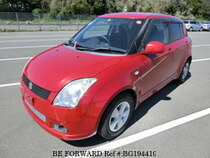 Used 2006 SUZUKI SWIFT BG194410 for Sale for Sale