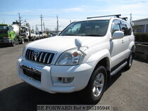 Used 2002 TOYOTA LAND CRUISER PRADO BG195946 for Sale for Sale