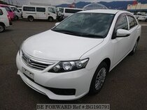 Used 2014 TOYOTA ALLION BG195791 for Sale for Sale