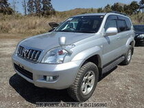 Used 2002 TOYOTA LAND CRUISER PRADO BG195995 for Sale for Sale