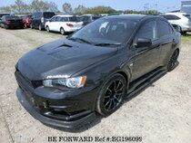 Used 2010 MITSUBISHI LANCER EVOLUTION X BG196099 for Sale for Sale