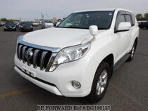 Used 2013 TOYOTA LAND CRUISER PRADO BG196137 for Sale for Sale