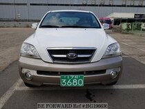 Used 2005 KIA SORENTO BG196636 for Sale for Sale