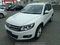 Used 2013 VOLKSWAGEN TIGUAN BG197053 for Sale for Sale
