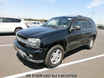 Used 2002 CHEVROLET TRAILBLAZER BG197620 for Sale for Sale