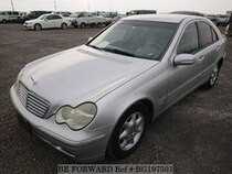 Used 2003 MERCEDES-BENZ C-CLASS BG197501 for Sale for Sale