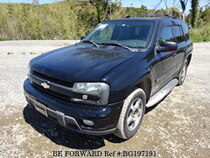 Used 2004 CHEVROLET TRAILBLAZER BG197191 for Sale for Sale