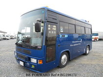 Used 1989 HINO RAINBOW BG198172 for Sale for Sale