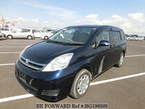 Used 2008 TOYOTA ISIS BG198509 for Sale for Sale