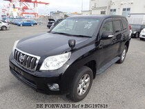 Used 2010 TOYOTA LAND CRUISER PRADO BG197818 for Sale for Sale