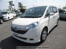 Used 2007 HONDA STEP WGN BG200986 for Sale for Sale