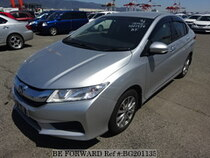 Used 2016 HONDA GRACE BG201135 for Sale for Sale