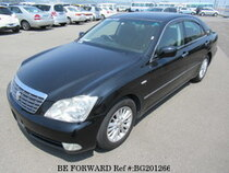 Used 2006 TOYOTA CROWN BG201266 for Sale for Sale