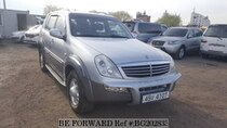 Used 2005 SSANGYONG REXTON BG202833 for Sale for Sale