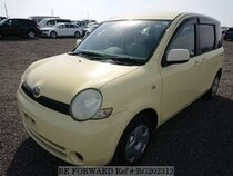 Used 2006 TOYOTA SIENTA BG202312 for Sale for Sale