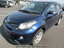 Used 2008 TOYOTA IST BG202448 for Sale for Sale