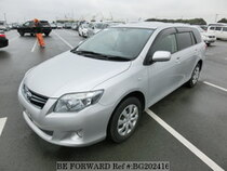 Used 2011 TOYOTA COROLLA FIELDER BG202416 for Sale for Sale