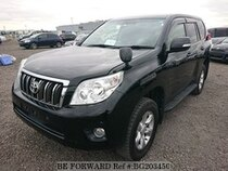 Used 2012 TOYOTA LAND CRUISER PRADO BG203450 for Sale for Sale