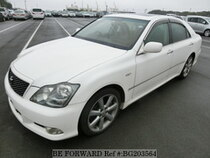 Used 2007 TOYOTA CROWN BG203564 for Sale for Sale
