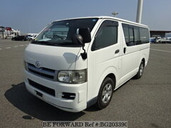 b1a4956461dce4 Best Price Used TOYOTA HIACE VAN for Sale - Japanese Used Cars BE ...