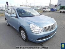 Used 2006 NISSAN BLUEBIRD SYLPHY BG203599 for Sale for Sale