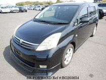 Used 2005 TOYOTA ISIS BG203654 for Sale for Sale