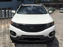 Used 2010 KIA SORENTO BG204617 for Sale for Sale