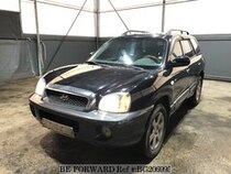Used 2004 HYUNDAI SANTA FE BG206995 for Sale for Sale