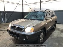Used 2004 HYUNDAI SANTA FE BG207016 for Sale for Sale