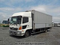 Used 2010 HINO RANGER BG206088 for Sale for Sale