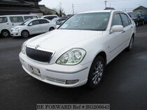 Used 2002 TOYOTA BREVIS BG206643 for Sale for Sale