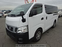 Used 2014 NISSAN CARAVAN VAN BG205617 for Sale for Sale