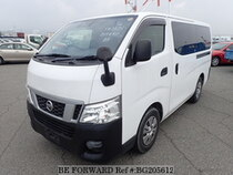 Used 2014 NISSAN CARAVAN VAN BG205612 for Sale for Sale