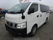 Used 2014 NISSAN CARAVAN VAN BG205613 for Sale for Sale